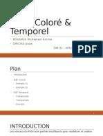 Réseaux de pétri coloré & tomporel ( des exemples )