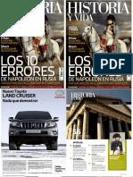 Revista Historia y Vida (Enero2010)