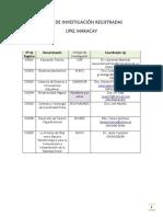 Cuadro Líneas de Investigación Actualizadas (Yumak Aponte 4)