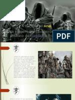 Power Point , Cavaleiros Negros e a Caçada Do Anel