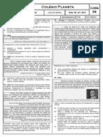 Bacural - Lista 04 Mat - PRONTA