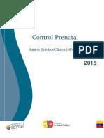 GPC- Control Prenatal