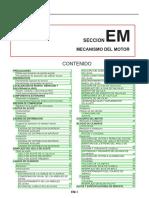 Seccion EM nissan D21