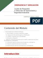 Presentación 2. Plan de Emergencia y Contingencia