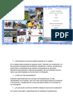Collage Sectores Económicos