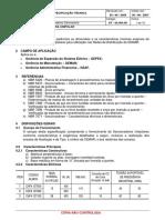 ET 05.004.00 - Chave Seccionadora Distribuição Unipolar