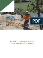 Agua en La Cosmovision Indigena