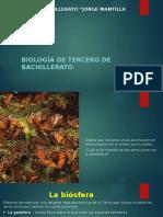 Biología Terecero Unidad 0 bachilllerato