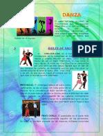Baile Sitio Web