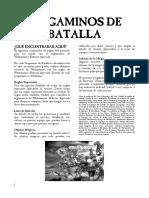 Pergaminos de Batalla - Bretonia