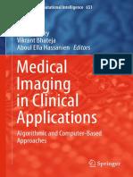 Medical Imaging in Clinical Applications Nilanjan Dey(Www.ebook Dl.com)