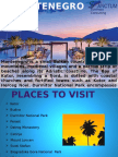 Apply for Montenegro visit or Tourist Visa