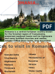 Apply for Romania Visit or Tourist Visa