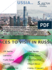 Apply for Russia Visit or tourist Visa
