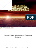 LPG General Product and Emergency Response Training