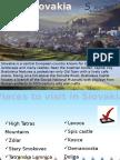 Apply for Slovakia visit or Tourist Visa