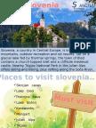 Apply for Slovenia Visit or Tourist Visa