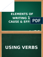 ELEMENTS OF WRITING.ppt