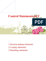 control statement.ppt