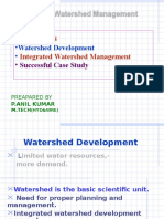Integrated Watershed Managment