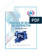 Tecnicas de Edicion No Destructivas en Photoshop PSTutoriales