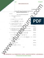 Matdip301 July 2014 question paper