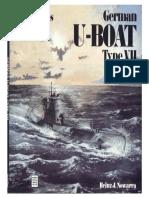 Armor Concord - German Uboat Type VII