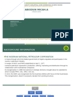 siwes presentation PPMC