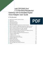 Cisco Dpq3925