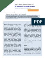Adaptación Marginal de Las Resinas Bulk Fill. (1)