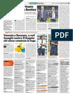 La Gazzetta dello Sport 29-10-2016 - Calcio Lega Pro
