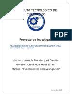 """REFORESTACIÓN EN LA MICROCUENCA HIDROLÓGICA """"OMILTEMI"""""""