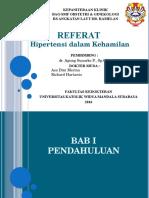 Referat HDK