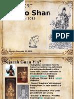 Pu Tuo Shan City Tour