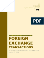 AFAR - Foreign Exchange Transactions