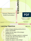 Ch05 Strategic Planning