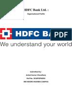 34 Ashok HDFCBankLtd