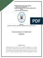 Investigacion Manufacturera de Empresa Confecciones NAYELY