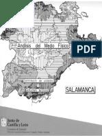 Análisis del medio físico de Salamanca (España)