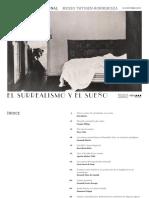 El surrealismo y el sueño -Congreso Museo Thyssen Bornemisza.pdf