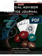 Journal of FInance Vol 13