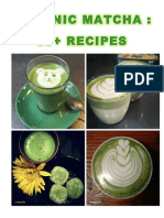 Organic Matcha Recipes KimiNo