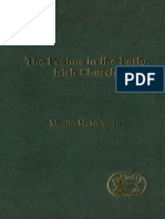 (Library Hebrew Bible_Old Testament Studies) Martin J. McNamara-Psalms in the Early Irish Church -Sheffield Academic Press (2000).pdf