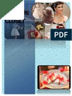 business plan of wedding dress