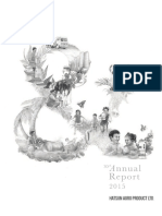 Annual Report Arokya Millk