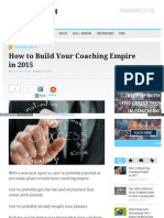 Blog Evercoach