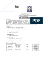 Farrukh Textile Resume1