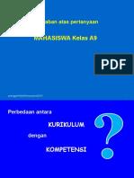 k 03a D-IV Kurikulum vs Kompetensi Kelas a9