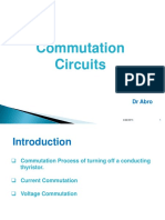 (4) Commutation Circuits - Isra