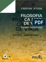 Cristian Iftode - Filosofia ca mod de viata.pdf